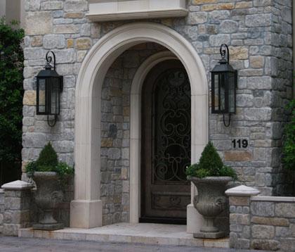 Champion Stone Lueders Limestone Charcoal